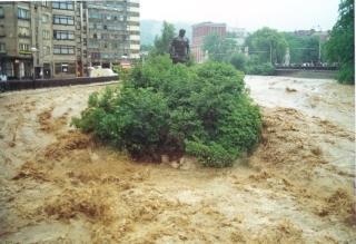 Наводнението в Габрово 1991