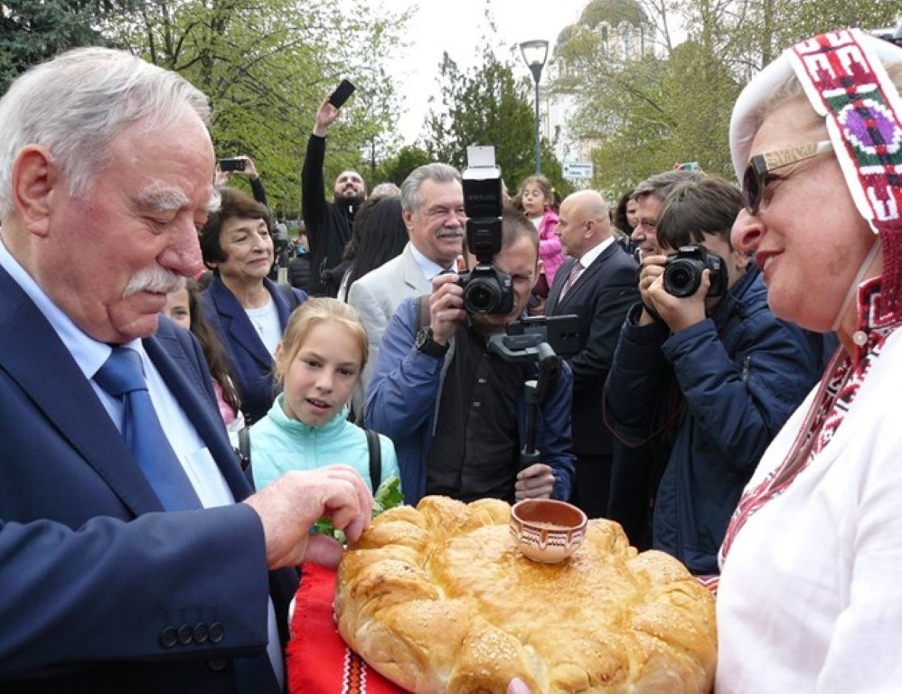 Георги Иванов и Радослав Първанов